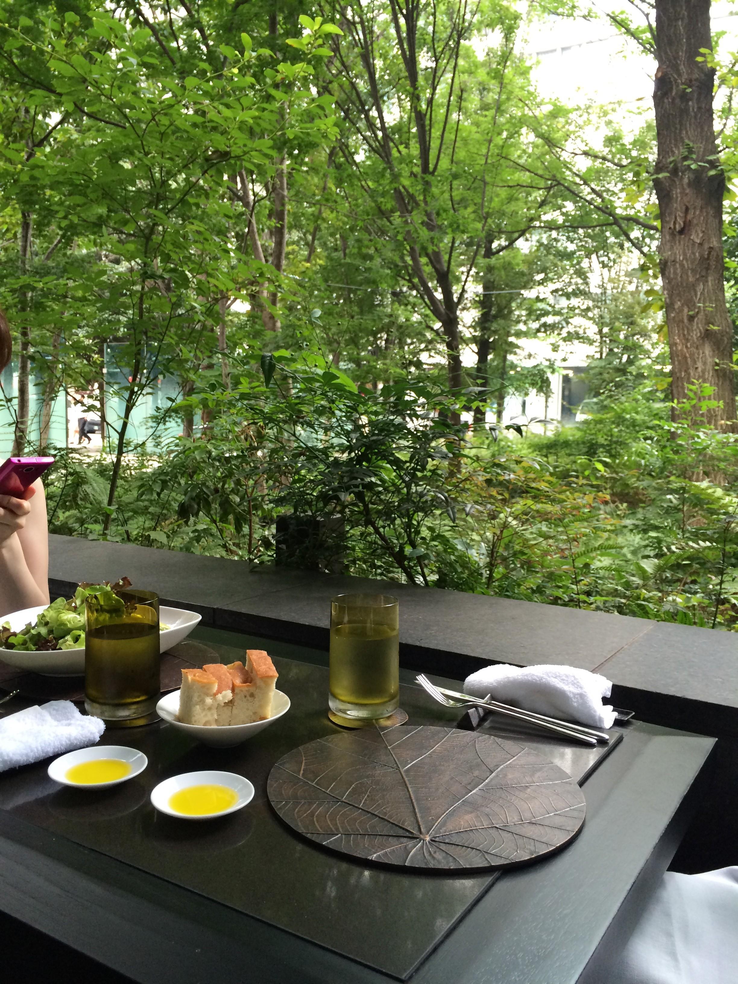 セレブ気分を味わう!東京のオアシス「ザ・カフェbyアマン」に行ってきた!