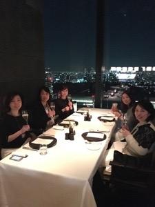 アマン東京で宇宙会議☆おおらかな自由を楽しむセレブ空間