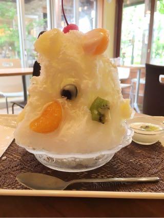 さわたおひさま工房 雪くま2016「トロピカルヨーグルト」を食す