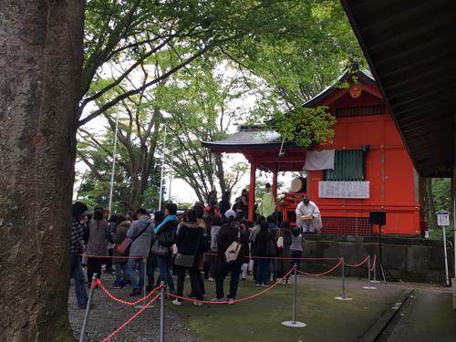 九頭竜神社参拝 箱根 願いを叶えるためのお願いのコツを紹介します