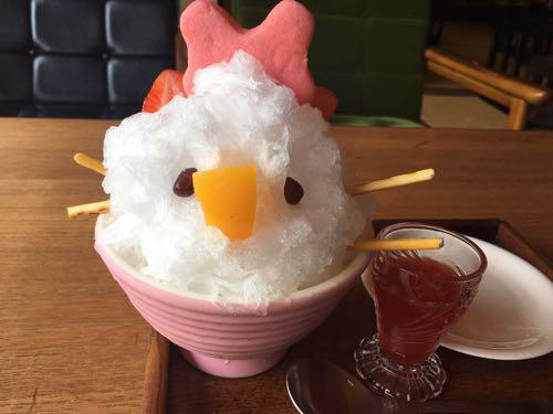 大福茶屋さわた 熊谷雪くま かき氷食べある記 2017