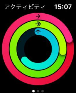 iPhoneで活動量を管理する ムーブの目標カロリーの変更の仕方