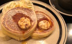 Bedford Cafe 群馬伊勢崎 ふんわりパンケーキ